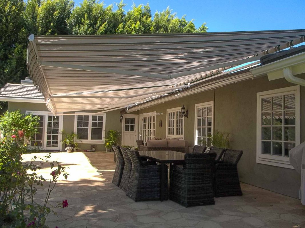 Retractable Patio Awnings Orange County The Awning Company